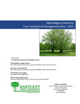 Salve Regina University Tree Inventory and Management Plan 2012 by Bartlett Tree Experts