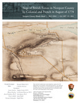 Siege of British Forces in Newport County by Colonial and French in August 1778 by Kenneth M Walsh, Christina Alvernas, Jon Bernard Marcoux, John Quinn, Jessica Analoro, Allyson Boucher, Aaron Bradshaw, Drew Canfield, Mersina Christopher, Stephen Jordan, James Rehill, and Ralph Weiss