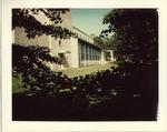O'Hare Academic Center exterior by Joseph Souza