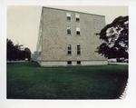 Back windows of O'Hare Academic Center