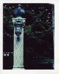 Lamp post outside of Ochre Court