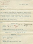 Letter from L. Alavoine Co. to Ogden Goelet by L. Alavoine Co.