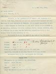 Letter from L. Alavoine Co. to Ogden Goelet by L. Alavoine Co.