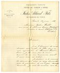 Letter from Jules Allard to Ogden Goelet