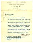 Letter from Allard & Sons to John Yale by Allard & Sons and Jules Allard Fils