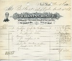 Invoice from Harkness Boyd by Harkness Boyd