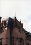 Upper stories and windows of Ochre Court
