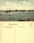 Harbor, looking East, Sakonnet, R. I.