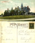 Newport, R. I. Residence of Henry Clews by The Metropolitan News & Publishing Co.