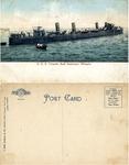 U. S. S. Torpedo Boat Destroyer Whipple