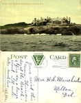 Rough Point, W. B. Leed's Residence, Newport, R. I. by Abigail E. Manchester and The Leighton & Valentine Co.