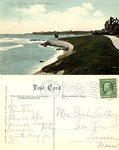 Cliff Walk, Ochre Point, Newport, R. I. by Blanchard, Young, & Co.
