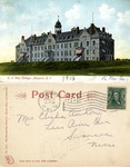 U. S. War College, Newport, R. I. by B. M. A. and Metropolitan News Co.
