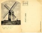 Old Windmill at Porstmouth, R. I.