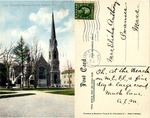 Channing Memorial Church, Newport, R. I. by Abigail E. Manchester and Blanchard, Young, & Co.
