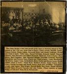 Miss Edna Brophy's class, Newtown School