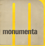 Monumenta : A Biennial Exhibition of Outdoor Sculpture, Newport, Rhode Island, August 17 Through October 13, 1974