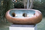 River Form 1963 by Barbara, Dame Hepworth