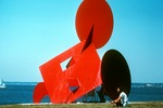 Geometric Mouse, Scale X by Claes Oldenburg