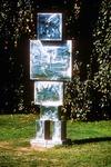 Cubi III by David Smith