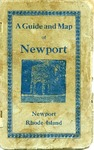 Guide and Map of Newport by Gabriel Weis