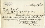 Letter from C. Everett Clark to Ogden Goelet describes goelet_b1f2o43_04.tif
