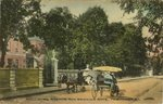 Bellevue Avenue and Berwind Gate, Newport, R.I