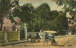 Bellevue Avenue and Berwind Gate, Newport, R.I