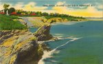 Seal Rock, Along Cliff Walk, Newport, R.I.