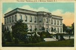 """""""Elms,"""" Residence of E. J. Berwind, Newport, R. I."""