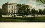 Elms Residence, E.J. Berwind, Bellevue Ave, Newport, R.I.