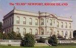 """Elms"" Newport, Rhode Island"