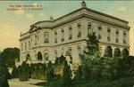 Elms, Newport, R. I. Residence of E. J. Berwind