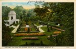 Elms, Tea House and Garden, Residence of E.J. Berwind, Newport, R. I.