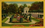 Venetian Gardens and Tea House, Berwind Estate, Newport, R. I.
