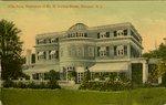 Villa Rosa, Residence of Mr. E. Rollins Morse, Newport, R. I.