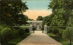 Entrance to Villa Rose, Residence of E. Rollins Morse, Newport, R. I.