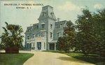 Senator Geo. P. Wetmores Residence, Newport, R. I