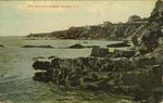 Cliffs from Easton's Beach, Newport, R.I.