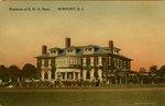 Residence of E. H. G. Slater. NEWPORT, R.I.