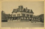 Residence of Mr. Wm. Gammell. Newport, R.I.