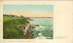 Cliff Walk, Newport, Rhode Island.