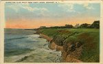 Along The Cliff Walk From Forty Steps, Newport, R.I.