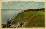 Forty Steps, Vanderbilt Residence in Distance, Newport, R.I.