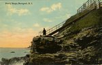Forty Steps, Newport, R.I.