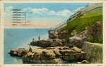 Forty Steps, Along Cliff Walk, Newport, R.I.