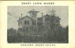 Shady Lawn Manor Newport, Rhode Island
