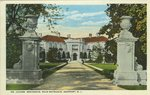 Dr. Jacob's Residence, Main Entrance, Newport, R.I.