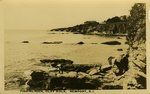 Fishing Rock, Cliff Walk, Newport, R.I.