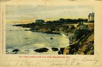 Cliffs, Looking South from the Forty Steps, Newport, R.J.